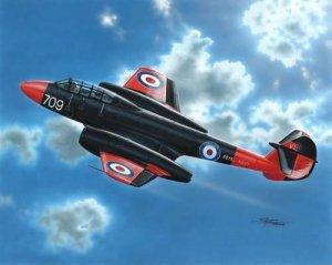 MPM 72548 Gloster Meteor T Mk.7 (1:72)