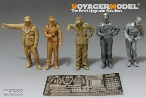 Voyager Model PEA333 WWII German Soldiers Insignia (GP) 1/35