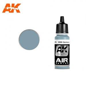 AK Interactive AK 2276 WWI GERMAN LIGHT BLUE 17ml