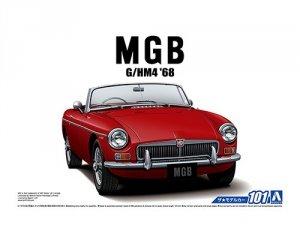Aoshima 05685 BLMC G/HM4 MG-B MK-2 68 1/24