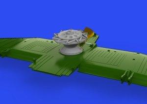Eduard 672262 Z-37A aerial applicator M72 EDUARD 1/72