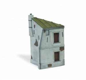Vallejo SC117 Scenics French house corner 12x7 cm 1/72