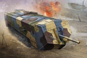 Hobby Boss 83859 French Saint Chamond Heavy Tank Medium