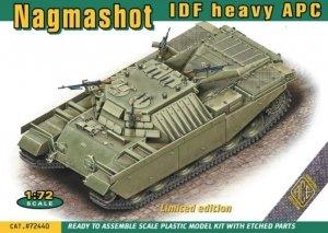 ACE 72440 IDF Heavy APC Nagmashot 1/72