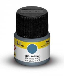 Heller 9096 096 RAF Blue - Matt 12ml
