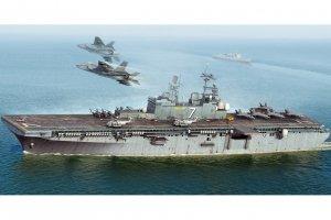 Hobby Boss 83408 USS Iwo Jima LHD-7 1/700