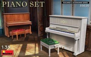 MiniArt 35626 PIANO SET 1/35
