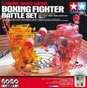 Tamiya 71113 Boxing Fighter Battle Set - 2ch Remote Control ROBOCRAFT