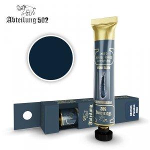 502 Abteilung ABT1134 Prussian Blue