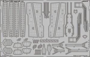 Eduard 48748 P-38J upgrade set 1/48 EDUARD