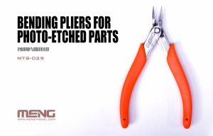 Meng Model MTS-029 Bending Pliers for Photo-Etched Parts