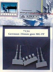 Aires 7134 German 20mm gun MG FF 1/72