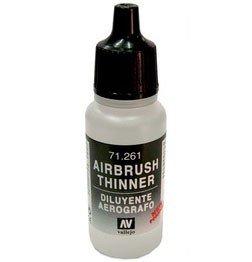 Vallejo 71261 Airbrush Thinner 17ml