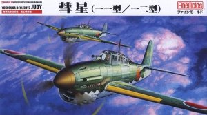 Fine Molds FB1 Imperial Japanese Navy Carrier Bomber Kugisho D4Y1/D4Y2 Judy 1/48