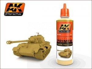 AK Interactive AK 176 Dark Yellow Primer 60ml