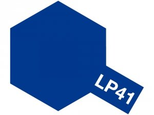 Tamiya 82141 LP-41 Mica blue 10ml