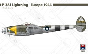 Hobby 2000 72041 P-38J Lightning - Europe 1944 1/72