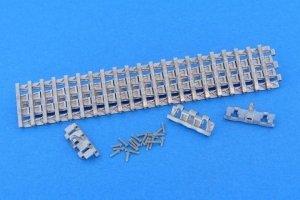 MasterClub MTL-35157 Metal Tracks for Pz.I Ausf.F (VK18.01), Pz.II Ausf.J (VK16.01) Kgs 61/500/130 tracks 1/35