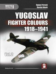 MMP Books 58266 Yugoslav Fighter Colours 1918-1941 Volume 2 EN