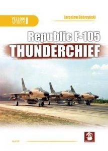 MMP Books 81791 Republic F-105 Thunderchief EN