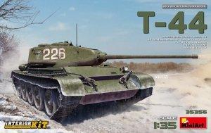 MiniArt 35356 T-44 INTERIOR KIT 1/35