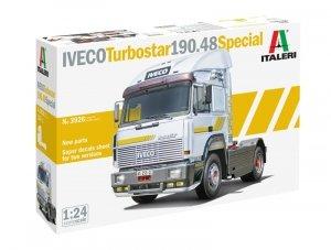 Italeri 3926 IVECO Turbostar 190.48 Special 1/24