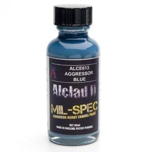 Alclad E613 Aggressor Blue 30ML