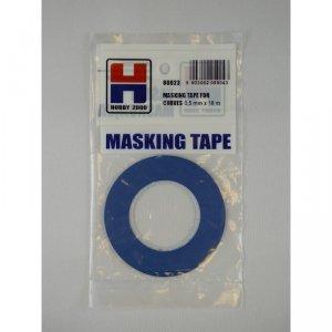 Hobby 2000 80023 Masking Tape For Curves 0,5mm x 18m