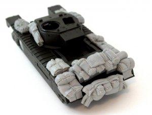 """Panzer Art R35-579 Stowage set for MkIV """"Churchill"""" (Tamiya kit) 1/35"""