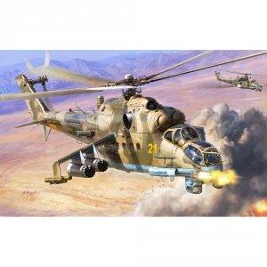 """Zvezda 4812 MIL Mi-24P """"Hind F"""" 1/48"""