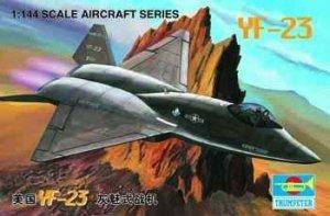 Trumpeter 01332 Lockheed YF-23 Black Widow II 1/144
