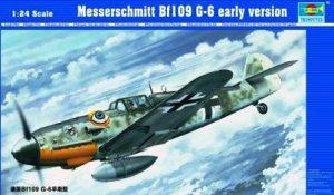 Trumpeter 02407 Messerschmitt Bf109 G-6 early version (1:24)
