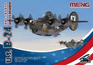 Meng Model mPLANE-006 RU.S. B-24 HEAVY BOMBER (CARTOON MODEL)