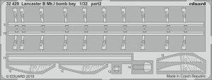 Eduard 32429 Lancaster B Mk. I bomb bay 1/32 HK MODELS