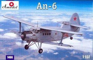 Amodel 01466 Antonov An-6 (1:144)