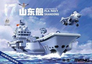 Meng WB-008 PLA Navy Shandong