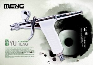 Meng Model MTS-030 Yu Heng 0,3 mm Trigger Airbrush