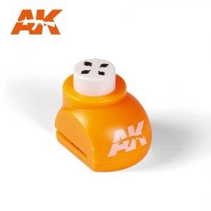 AK Interactive AK 9173  LEAVES PUNCH LIME / Liście Limonki
