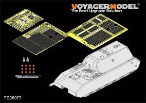 Voyager Model PE35077 Leclerc Series 2 Update Set 1/35