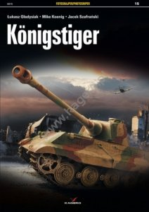 Kagero 0015 Königstiger EN