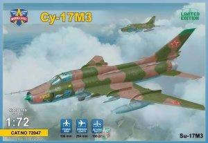 Modelsvit 72047 Su-17M3 advanced fighter-bomber 1/72
