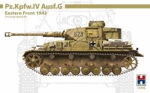 Hobby 2000 72703 Pz.Kpfw.IV Ausf.G Eastern Front 1943 – DRAGON + CARTOGRAF 1/72