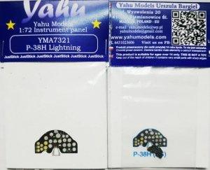 Yahu YMA7321 P-38H Lightning (RS) 1/72