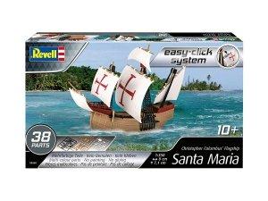 Revell 05660 Santa Maria (Easy-Click) 1/350