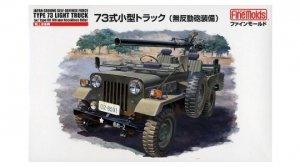 Fine Molds FM36 JGSDF Type 73 Light Truck (with 106mm gun) 1/35
