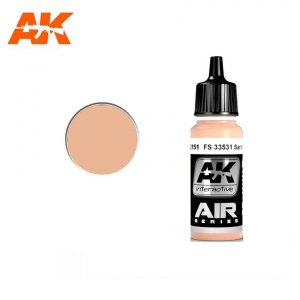 AK Interactive AK 2151 FS 33531 SAND 17ml