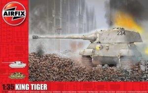 Airfix 1369 King Tigert 1/35