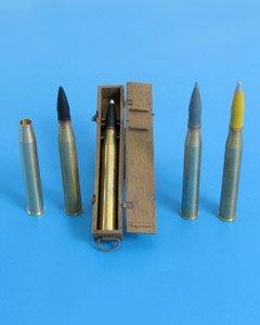 Eureka XXL A-3521 8,8 cm Pzgr.Patr.39/43 Kw.K.43 1/35
