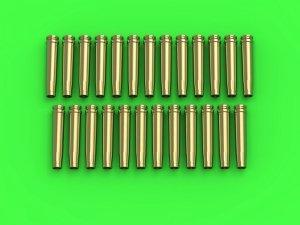 Master GM-35-018 Niemiecka amunicja 2cm (cal. 20x138B) do działka Flak 30/38, KwK 30/38 - łuski (25 szt.) (1:35)