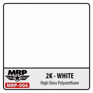 MR. Paint MRP-006 White 2K SET 15ml x2